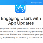4 Great Reasons to Update Your Mobile App