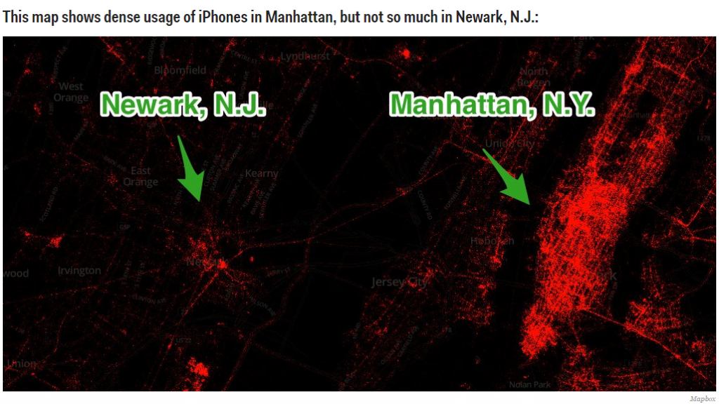 Android Is For Poor People Maps Business Insider