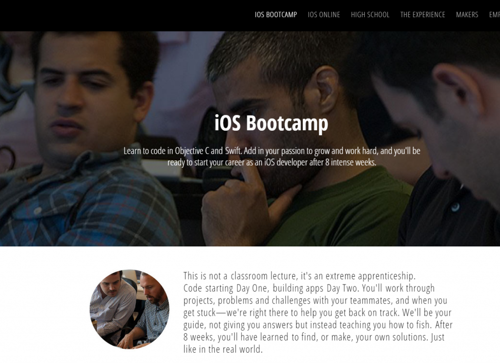 iOS Bootcamp — Mobile Makers Academy